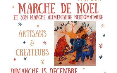 Marché de Noël 15 Décembre 2019