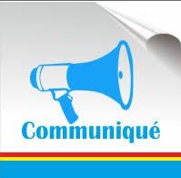 Communiqué du conseil municipal