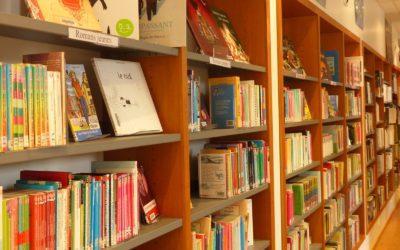 Bibliothèque / ouverture saison estivale