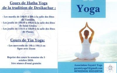 Yoga / reprise