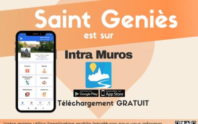 Nouvel outil de communication à Saint Geniès