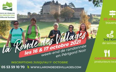 Ronde des villages 2021